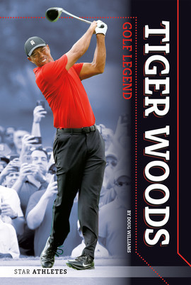Cover: Tiger Woods: Golf Legend