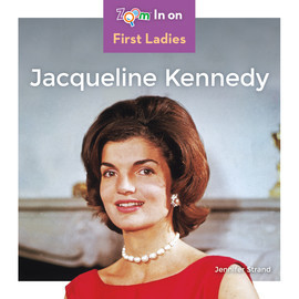 Cover: Jacqueline Kennedy