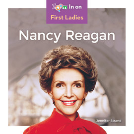 Cover: Nancy Reagan