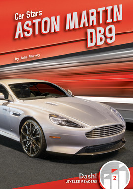 Cover: Aston Martin DB9