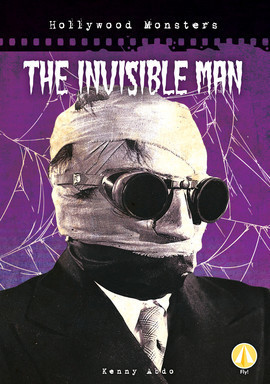 Cover: The Invisible Man