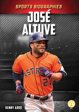 Cover: José Altuve