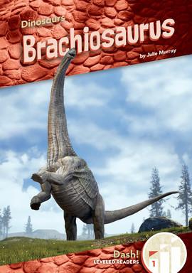 Cover: Brachiosaurus