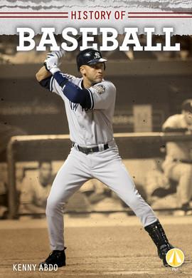 Cover: History of Baseball