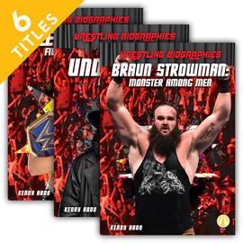 Cover: Wrestling Biographies Set 2