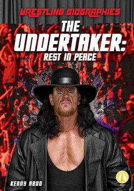 Cover: Undertaker: Rest in Peace