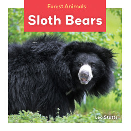 Cover: Sloth Bears