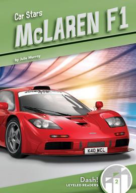 Cover: McLaren F1