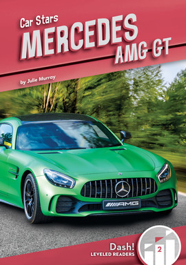 Cover: Mercedes AMG GT