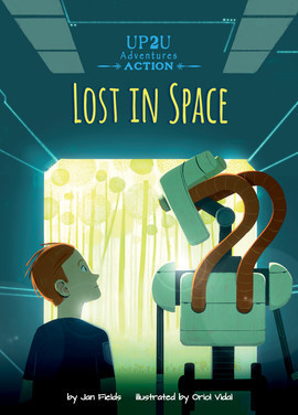 Cover: Lost in Space: An Up2U Action Adventure