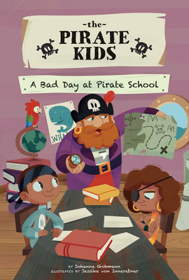Cover: A Bad Day at Pirate School