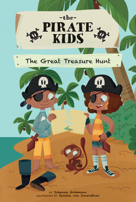 Cover: The Great Treasure Hunt