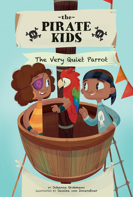 Cover: The Very Quiet Parrot