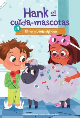 Cover: #4 Elmer la Oveja Sigilosa