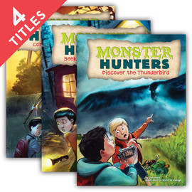 Cover: Monster Hunters Set 3