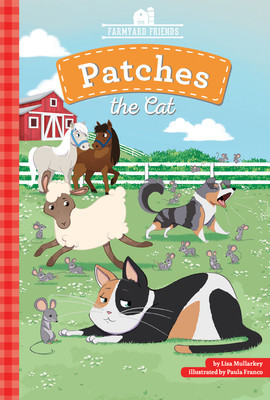 Cover: Patches the Cat