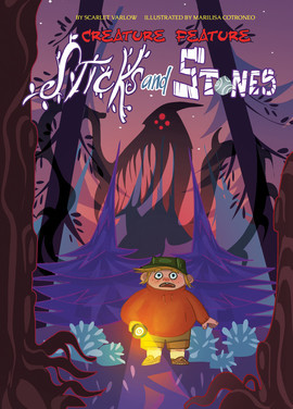 Cover: Sticks and Stones