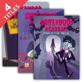 Cover: Shiverwood Academy