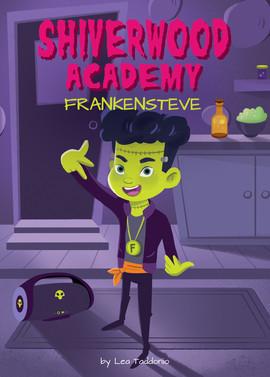 Cover: Frankensteve