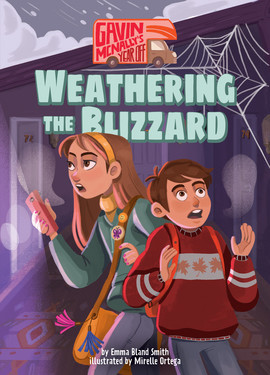 Cover: Book 2: Weathering the Blizzard