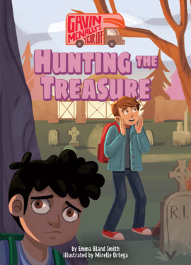 Cover: Book 4: Hunting the Treasure