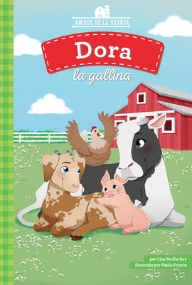 Cover: Dora la gallina (Golden Girl the Chicken)