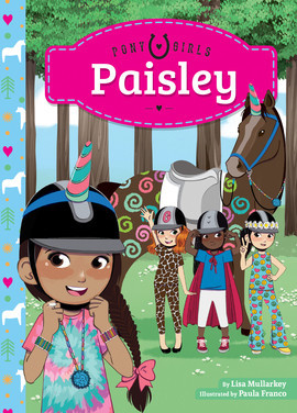 Cover: Paisley