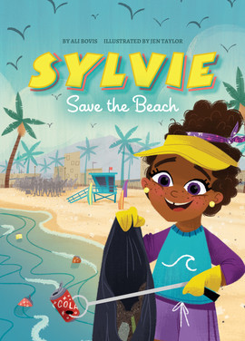 Cover: Save the Beach: Book 2