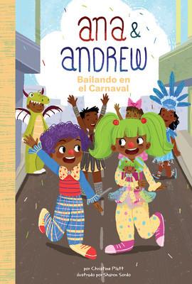 Cover: Bailando en el Carnaval (Dancing at Carnival)
