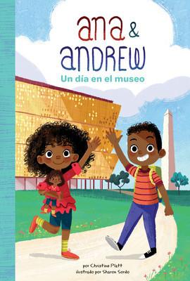 Cover: Un día en el museo (A Day at the Museum)