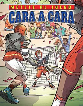 Cover: Cara a cara (Face-Off)