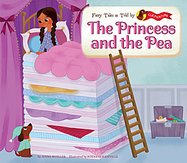 Cover: The Princess and the Pea
