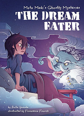 Cover: Book 4: The Dream Eater