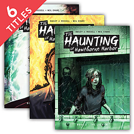 Cover: The Haunting of Hawthorne Harbor