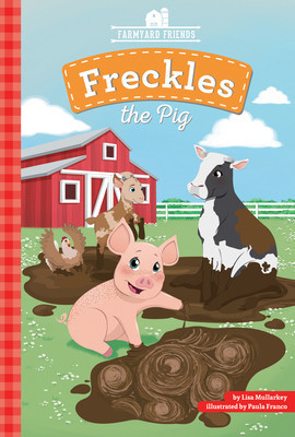 Cover: Freckles the Pig