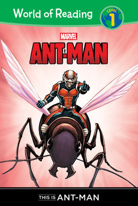 Cover: Ant-Man: This is Ant-Man