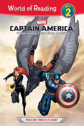Cover: Captain America: The Winter Soldier: Falcon Takes Flight