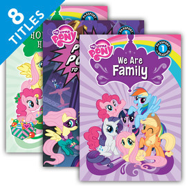 Cover: My Little Pony Leveled Readers