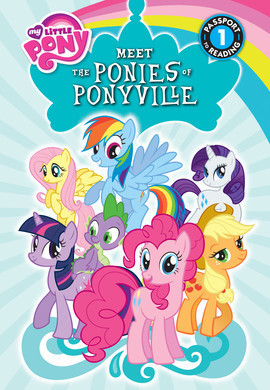 Cover: Meet the Ponies of Ponyville