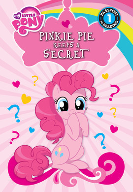 Cover: Pinkie Pie Keeps a Secret