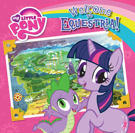 Cover: Welcome to Equestria!