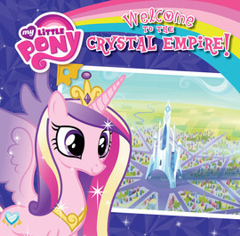 Cover: Welcome to the Crystal Empire!