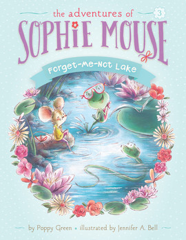 Cover: Forget-Me-Not Lake: #3