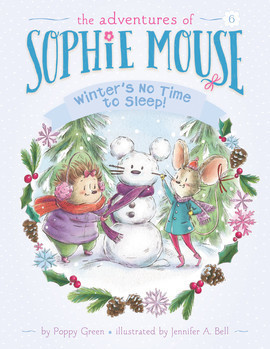 Cover: Winter's No Time to Sleep!: #6