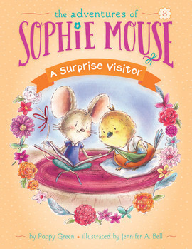 Cover: A Surprise Visitor: #8