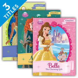 Cover: Disney Princess Set 4