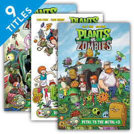 Cover: Plants vs. Zombies Set 2