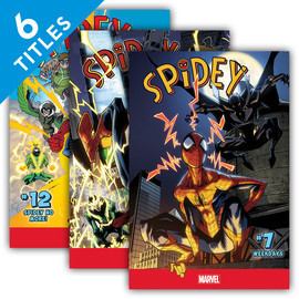 Cover: Spidey Set 2