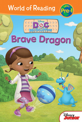 Cover: Doc McStuffins: Brave Dragon