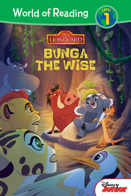 Cover: The Lion Guard: Bunga the Wise